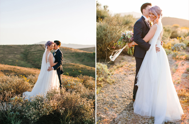 Real Love and Lace Brides | Heidi in her Theia gown - Josh Elliott Photography - www.loveandlacebridalsalon.com/blog