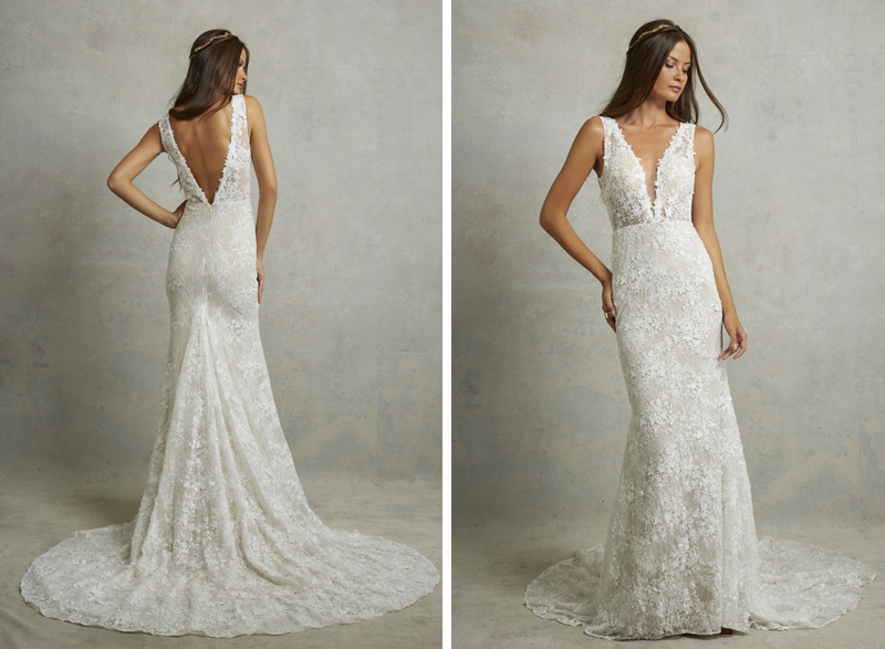 Love and Lace New Designer Tara Lauren | www.loveandlacebridalsalon.com
