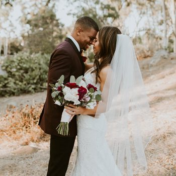 SoCal Chic Real Love and Lace Bride Gabbie in Made With Love Frankie | Love and Lace Bridal Salon - www.loveandlacebridalsalon.com/blog