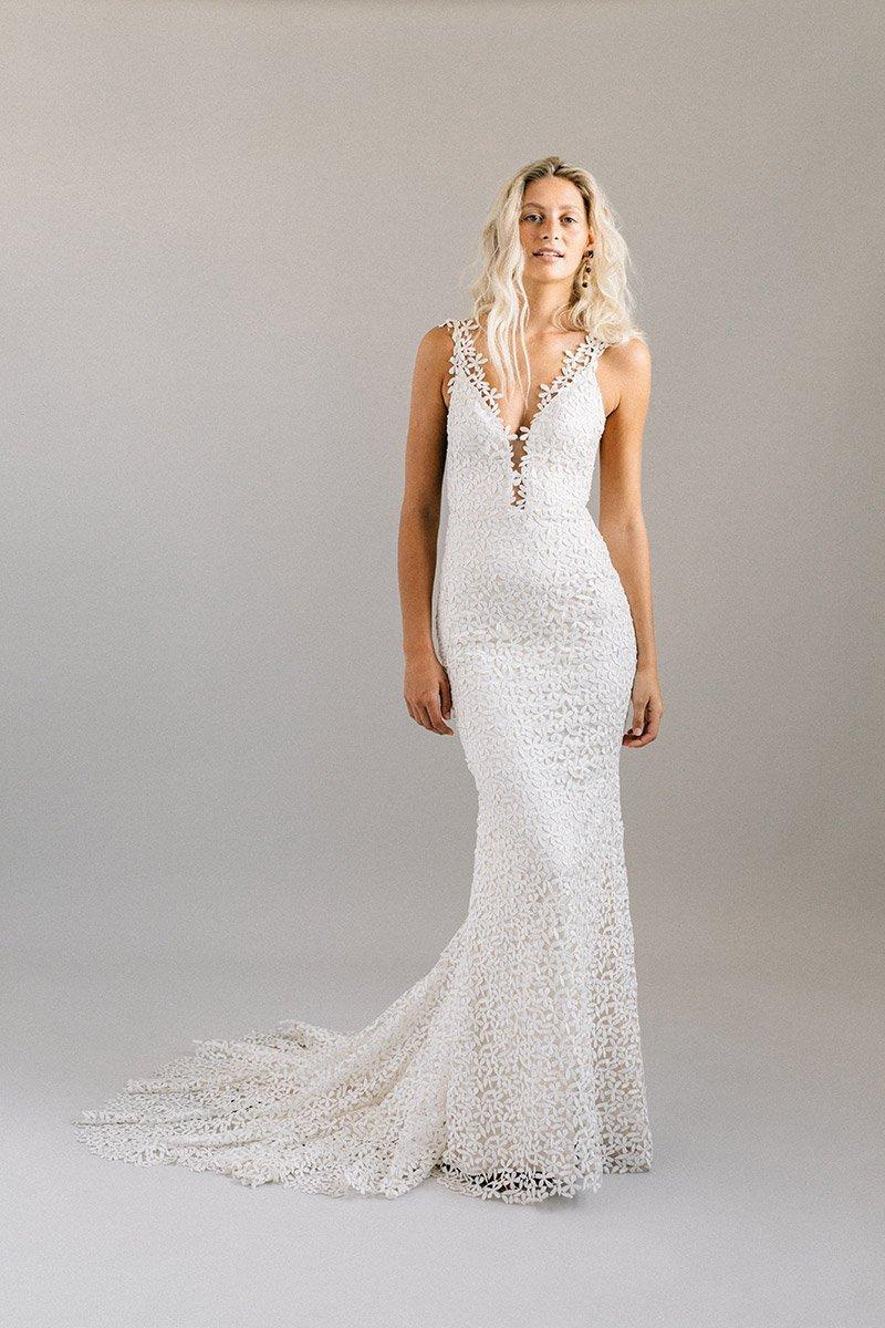 New Designer: Laudae | Love and Lace Bridal Salon - www.loveandlacebridalsalon.com/blog