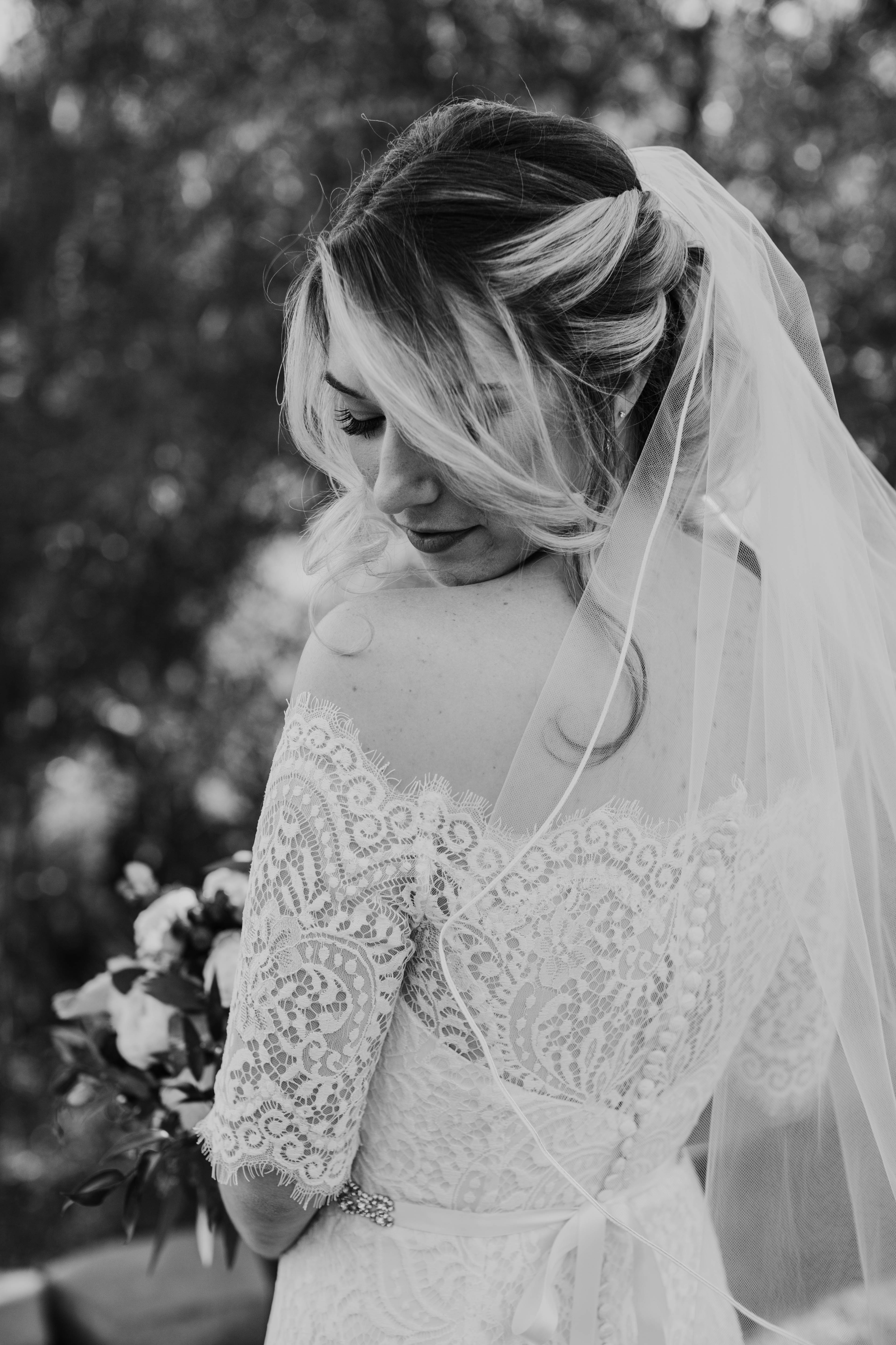 Real Bride Shannon in Savannah | Love and Lace Bridal Salon Bride | Wtoo Savannah Dress |- www.loveandlacebridalsalon.com/blog