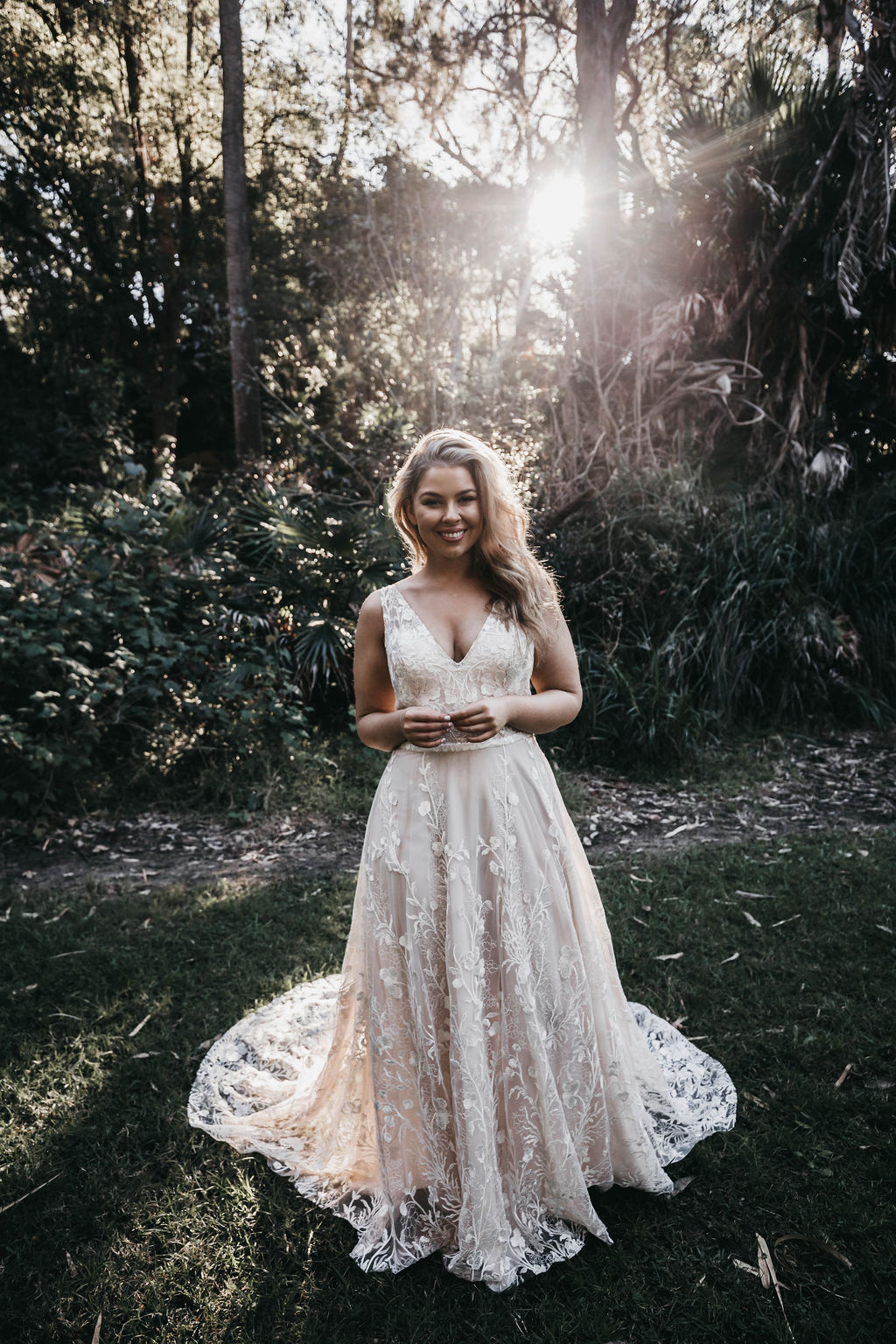 Made with Love Bridal Curves Collection featured by top Los Angeles Bridal Salon, Love and Lace Bridal