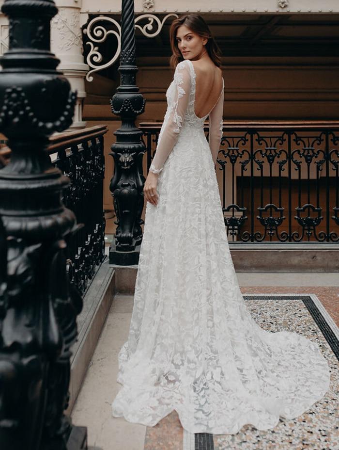 Photo of a dress by Alena Leena Bridal