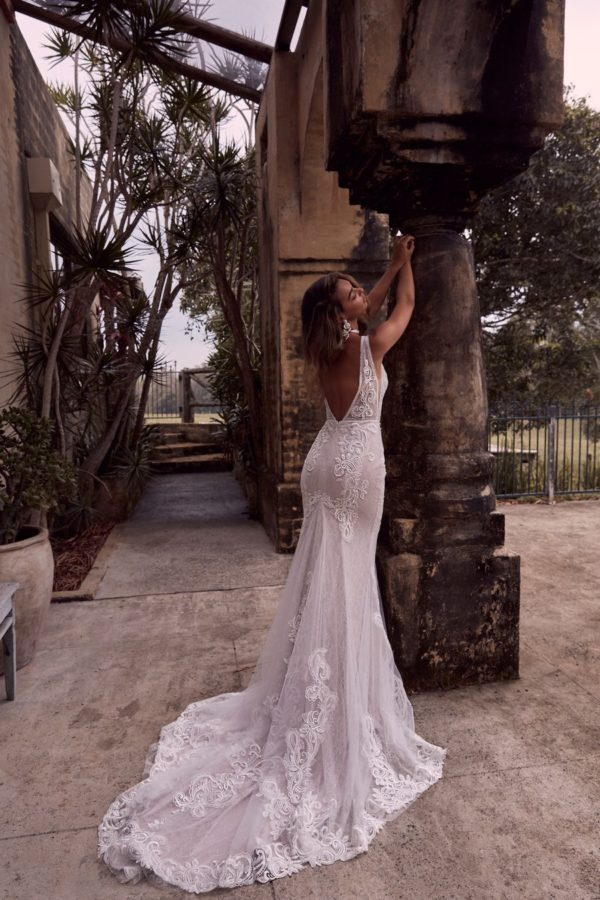 Evie Young Bridal's COCO available at top Irvine Bridal Shop, Love and Lace Bridal Salon