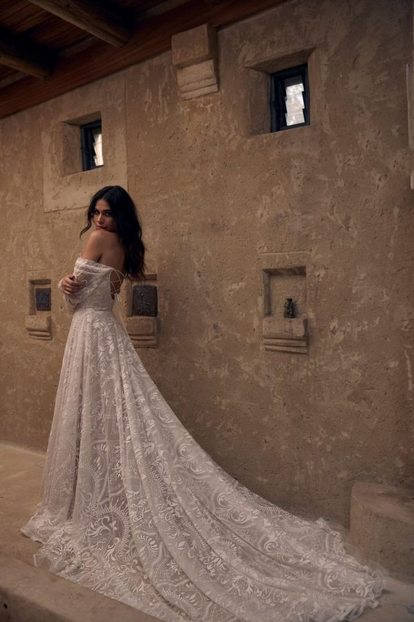Evie Young Bridal's ROGUE available at top Irvine Bridal Shop, Love and Lace Bridal Salon