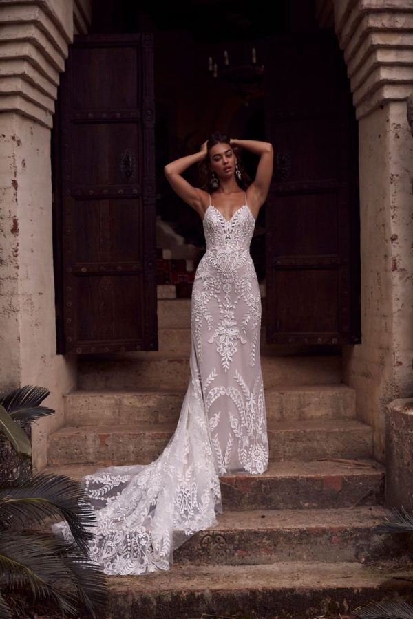 Evie Young Bridal's ZIGGY available at top Irvine Bridal Shop, Love and Lace Bridal Salon