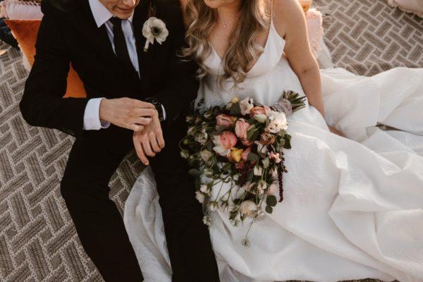 California Winter Wedding with top Orange County bridal shop, Love and Lace Bridal Salon